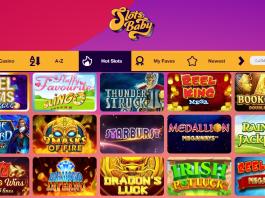 online slots gaming