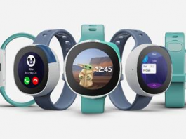 vodafone and disney neo kids smartwatch