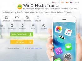 WinX MediaTrans Bridges The Gap Between Apple and Windows