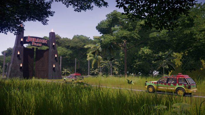 Jurassic World Evolution Xbox Microsoft GamePass