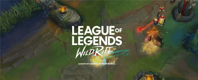 league of legends wild rift game