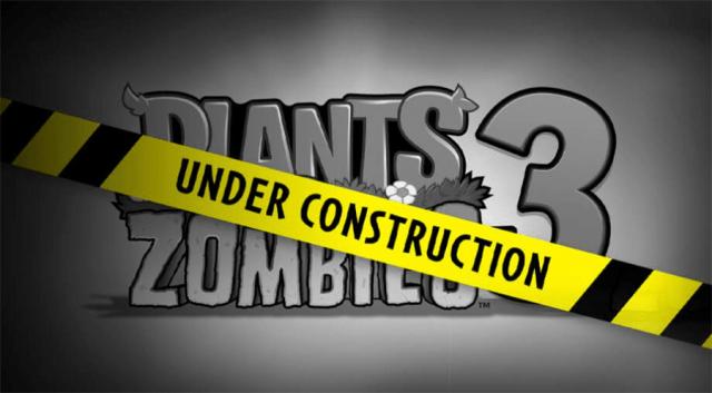 plants v zombies 3 development