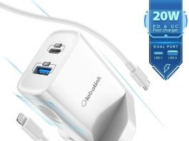 GlobaLink 20W Fast Charger Review - Featured Shot