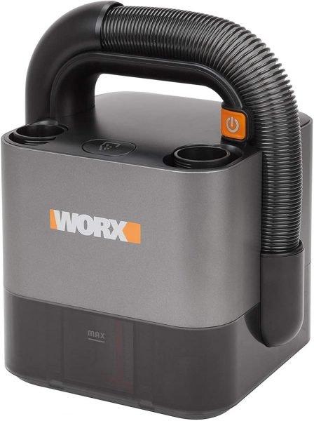 review work wx030 portable vacuum