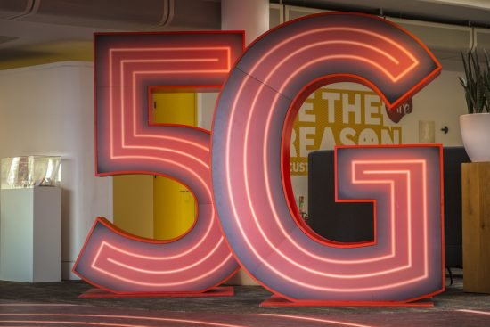 mobile 5G image