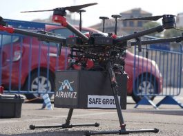 Nespresso Trials Drone Delivery In Israel