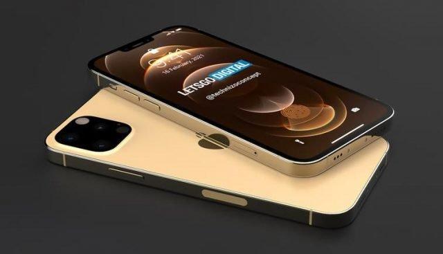 iphone13 render concept
