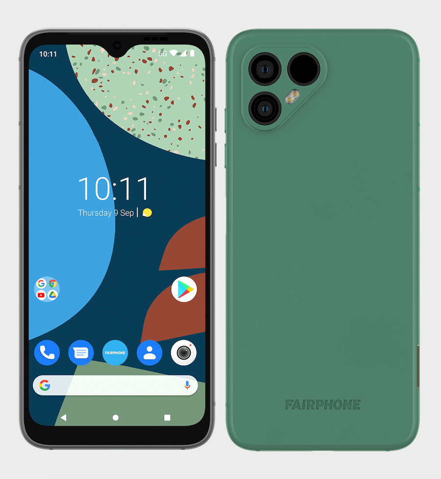 Fairphone 4 5G mobile