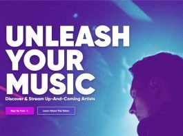 what is audius music streaming